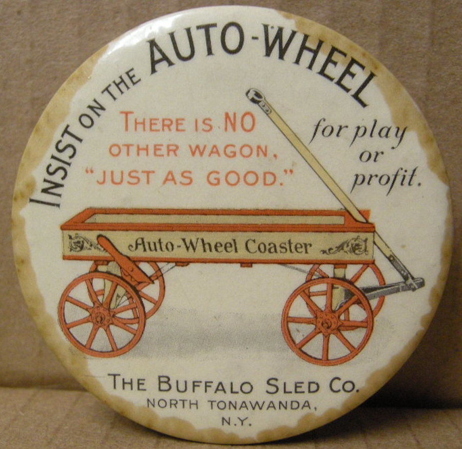 Buffalo Sled Co - Auto Wheel - still bank (c1900).jpg