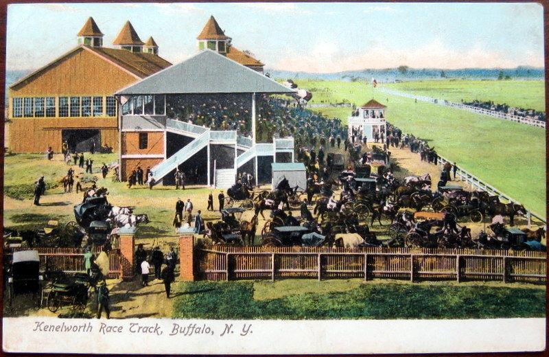 Kenelworth Race Track, Buffalo, postcard (1905).jpg