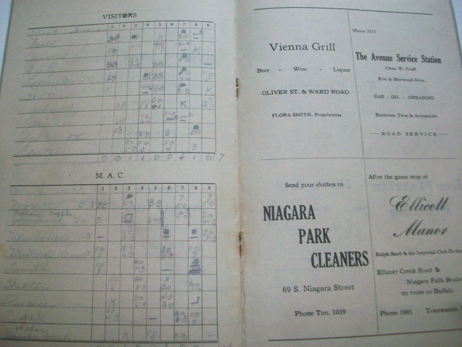 Martinsville Athletic Club, Crystal Bar, scorecard inside (1947).jpg