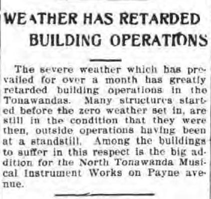 Weather Has Retarded Building Operations, NTMIW, article (Tonawanda News, 1912-02-09).jpg