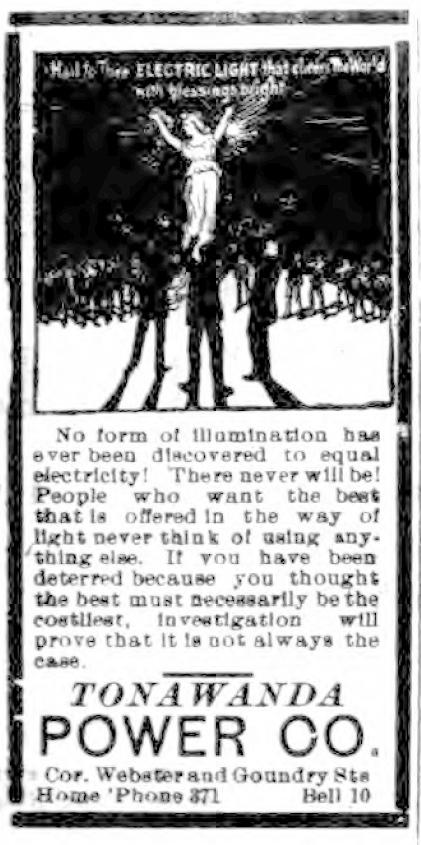 Tonawanda Power Co., ad (Tonawanda Evening News, 1904-11-05).jpg