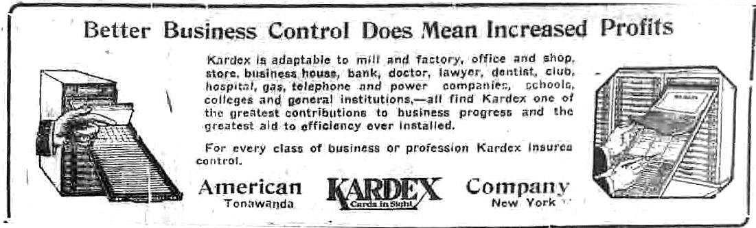 American Kardex, ad (Tonawanda News, 1921-03-04).jpg