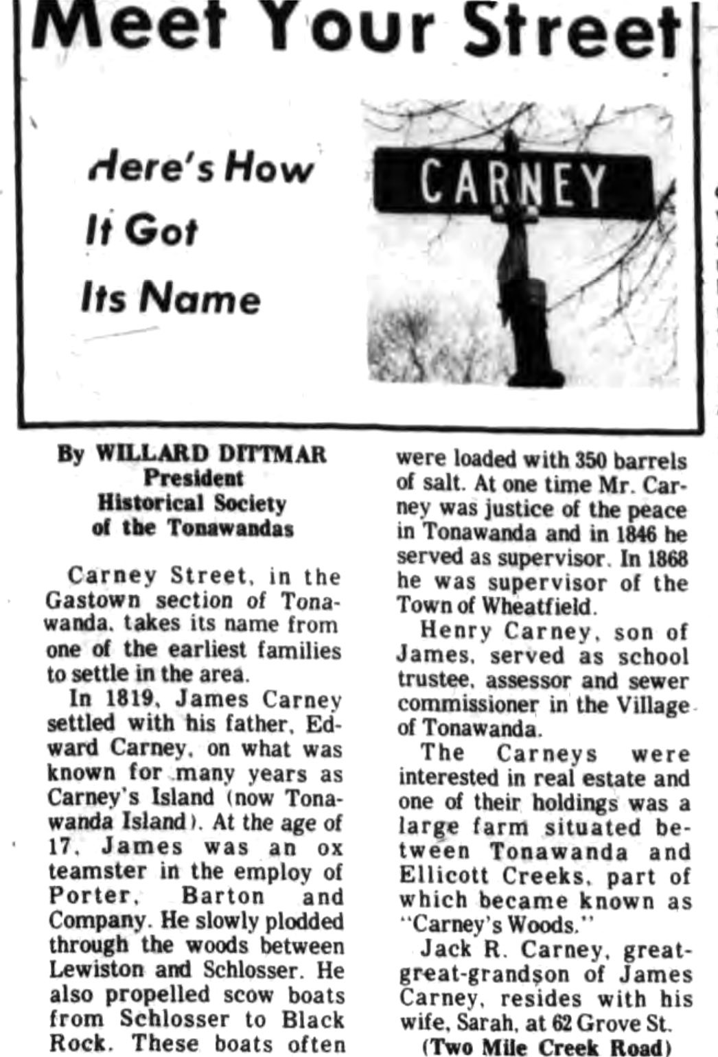 Meet Your Street - Carney Street in Tonawanda (Tonawanada News, 1970-03ish).jpg