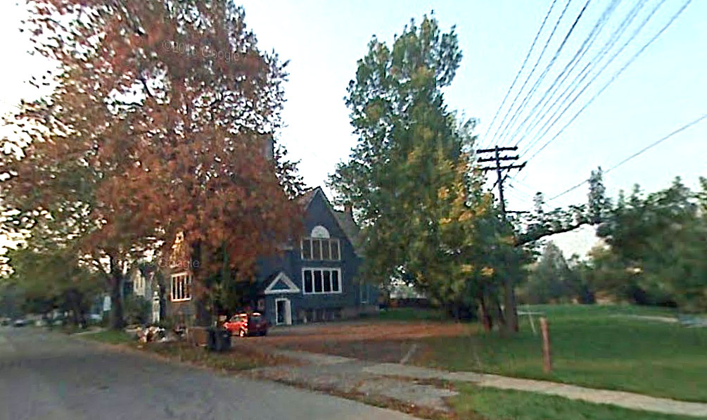 Former First Baptist Church, 190 Vandervoort (Google, 2015).jpg