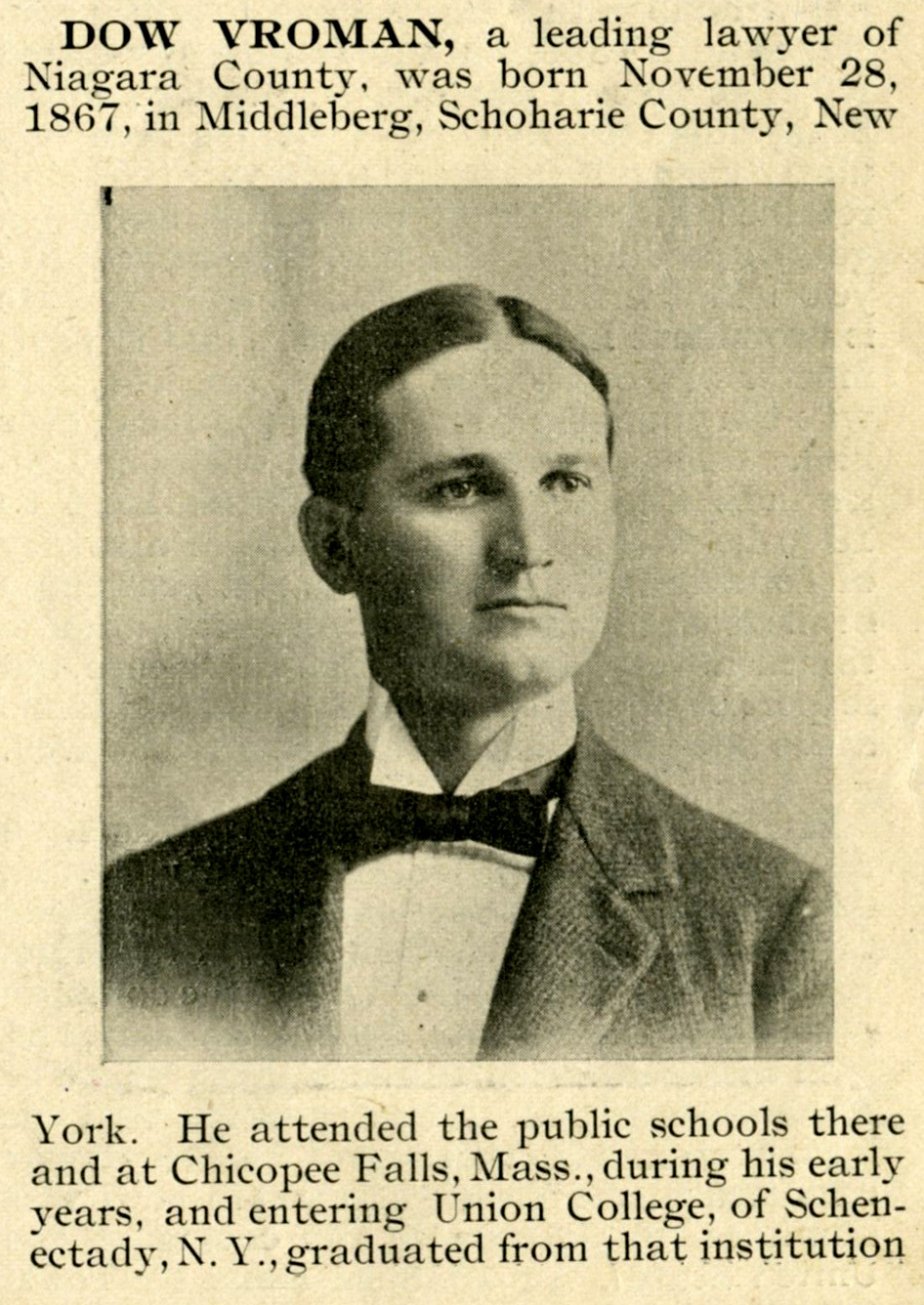 de Kleist lawyer Dow Vroman, photo portrait (HST, c1908).jpg