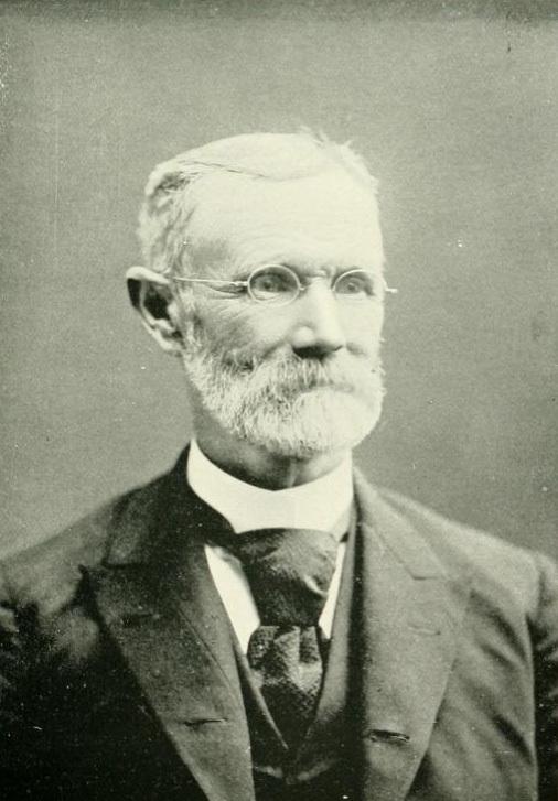 Benjamin F. Felton, photo portrait (Landmarks of Niagara County, 1897).jpg