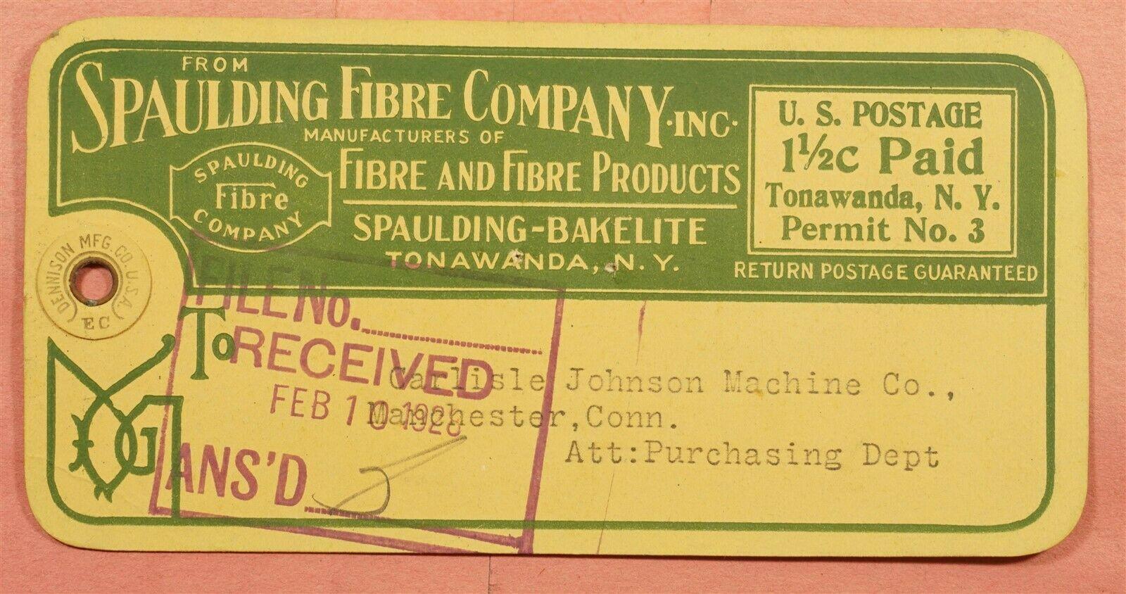 Spaulding-Fibre tag (1928).jpg