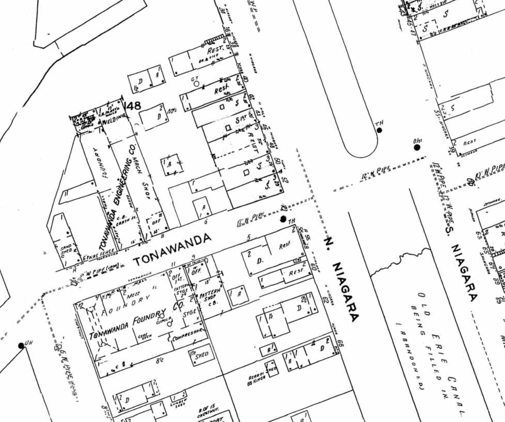 Tonawanda Engineering Co., map (Sanborn Insurance Map, 1951).jpg