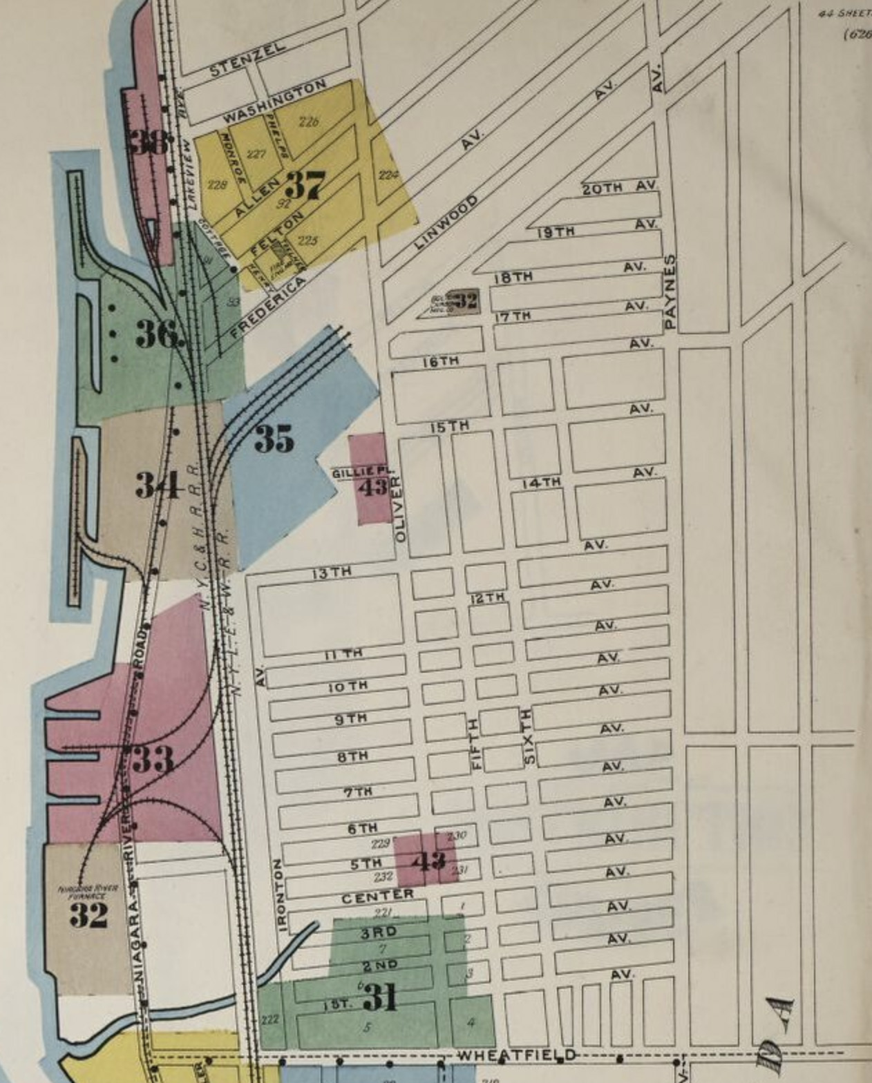 Gillie Place, map (Sanborn-Perris, 1893).jpg