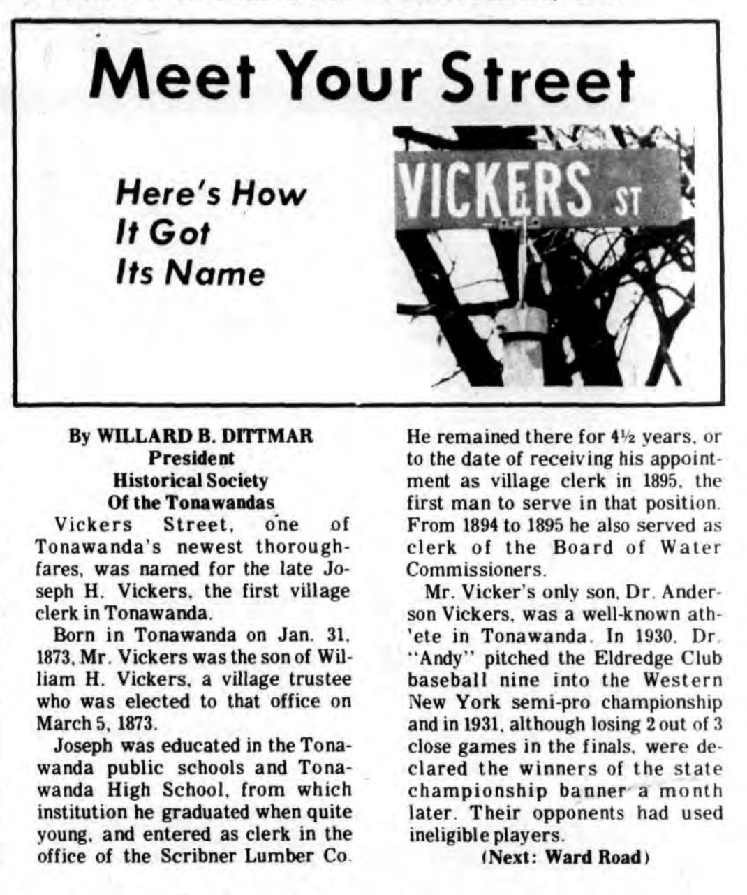 Meet Your Street - Vickers (Tonawanada News, 1970-12-01).jpg
