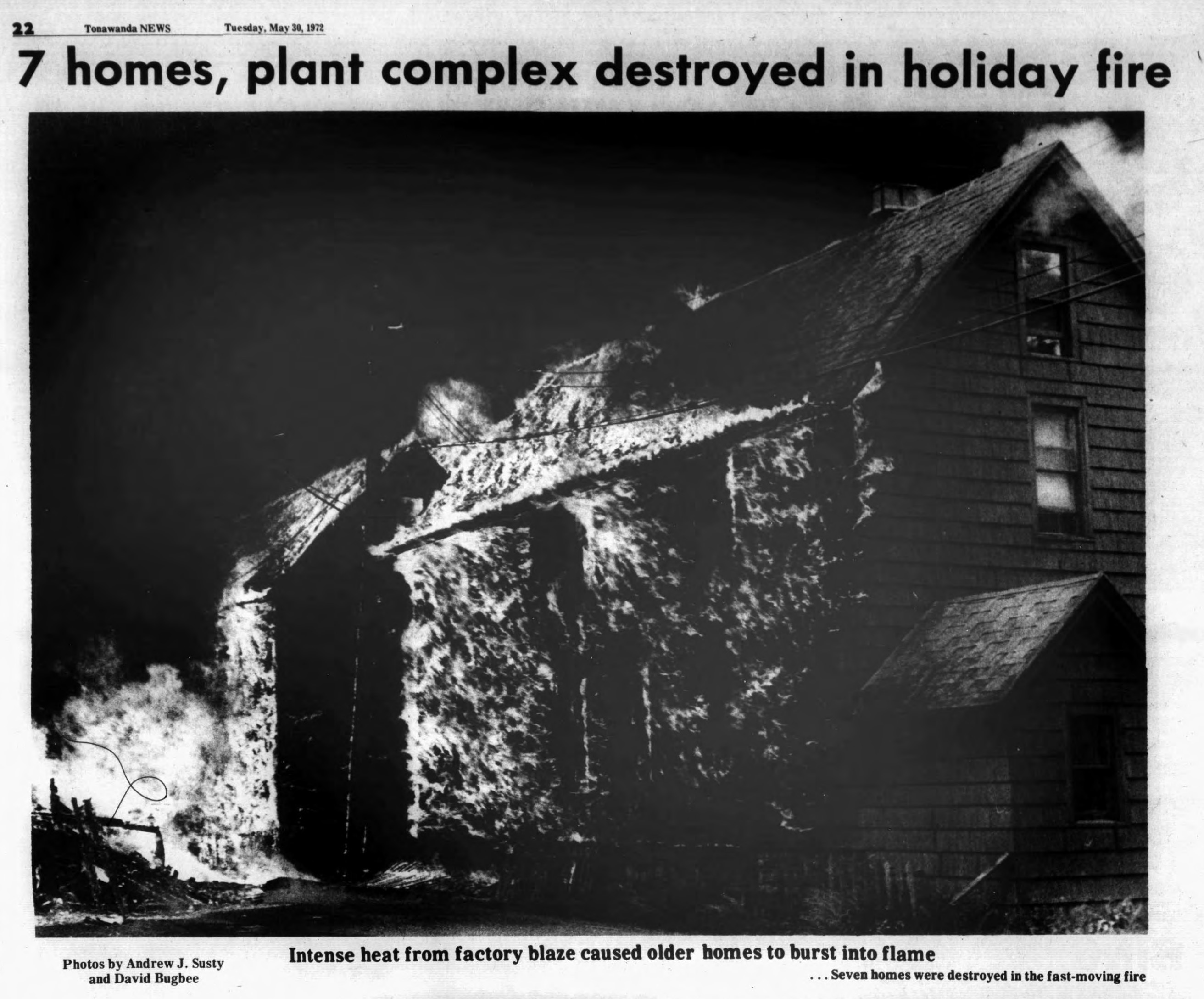 7 homes, plant complex destroyed, photo (1972-05-30).jpg