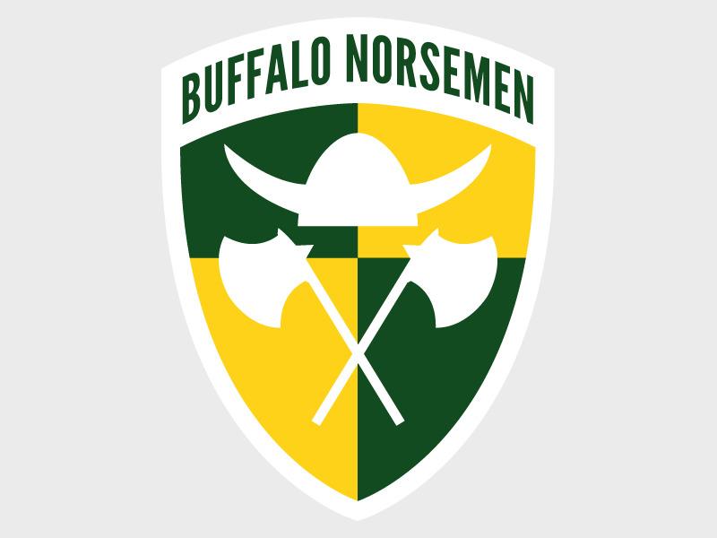 Buffalo Norsemen, logo.png