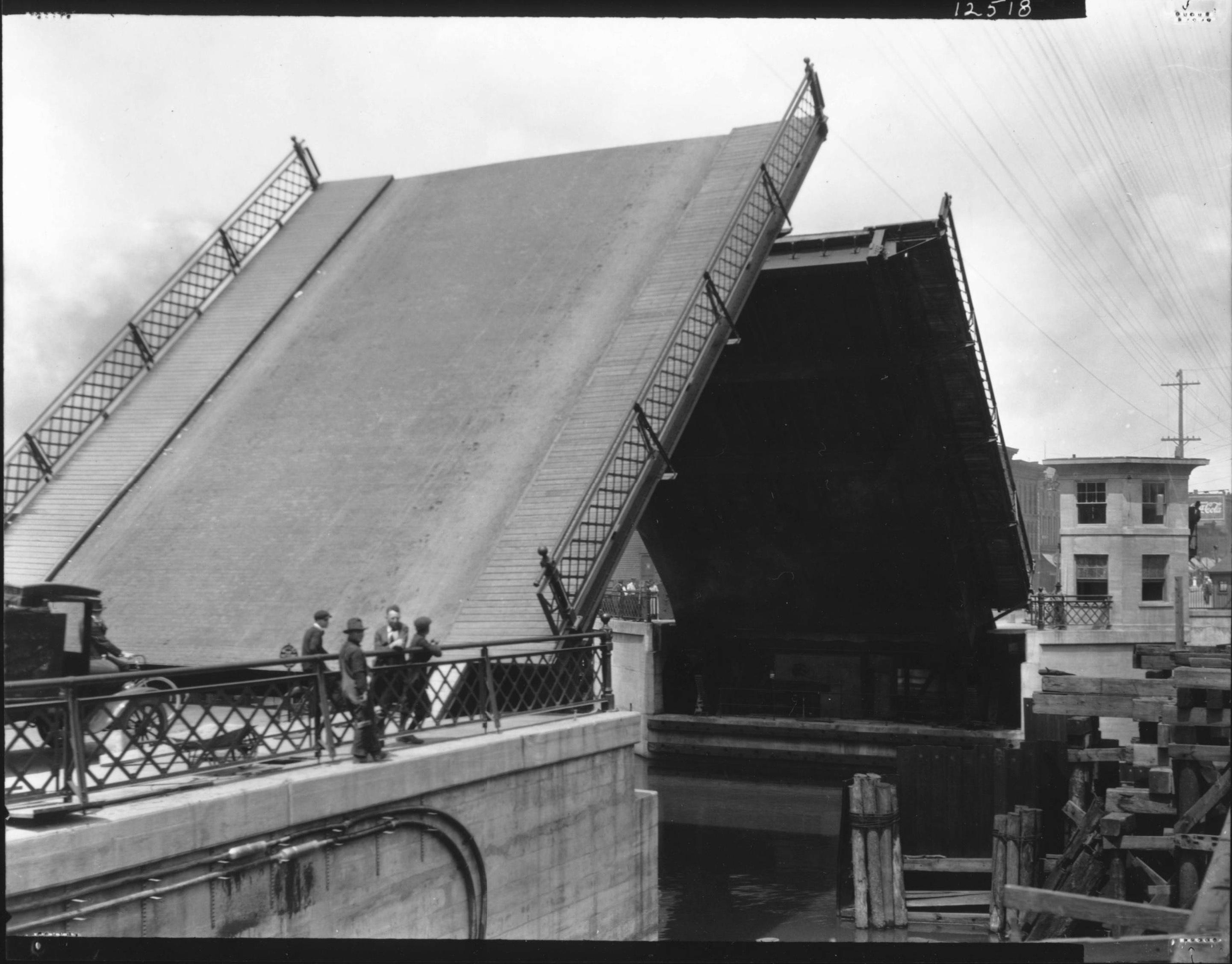 View of the Main Webster St. Bridge, photo (1920-08-03).jpg