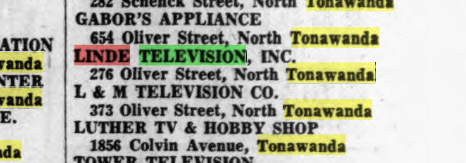 Linde Television at 276 Oliver (1959-02-16).jpg