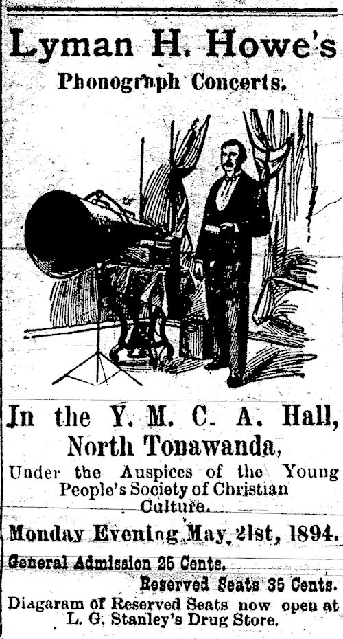 Lyman H Howe's Phonograph Concerts, YMCA, ad (1894-05).jpg