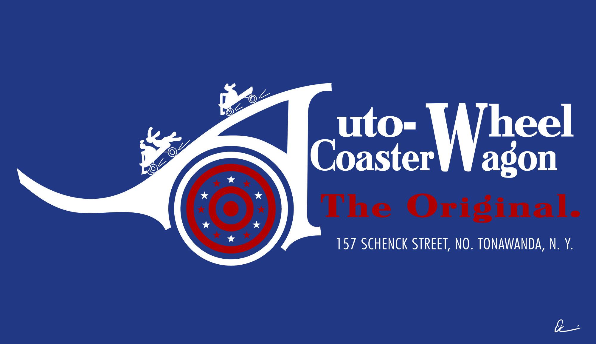 Auto Wheel Coaster Wagon, ad (Dennis Reed Jr, 2017)
