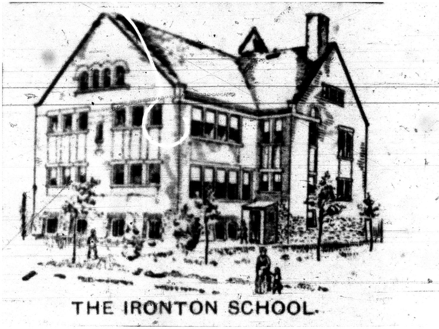 The Ironton School, illustration (1893-08-05 Tonawanda News).jpg