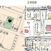 Goundry Street School on 1880 and 1908 maps.jpg