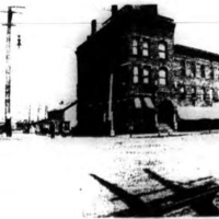 Webster and Sweeney, Scanlons Hall around 1910 (Tonawanda News, 1978-03-23).jpg