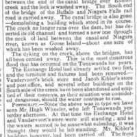 1843-04-18 Flooding, Mention of Goose Island, article (NY Spectator).jpg