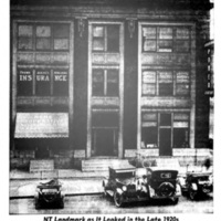 Sweeney Building, Ton Power Company in 1920s, photo article (Ton News, 1965-05-08).jpg