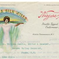 Niagara Silk Mills, detail, illustrated letter (1914-06-10).jpg