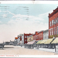 Webster Street facing south, postcard (1917).jpg