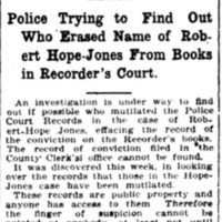 Who mutilated public record, article (Elmira Star-Gazette, 1911-03-25).jpg