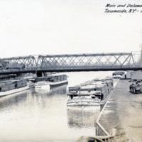 Main and Delaware Street Bridge, Tonawanda, photo (NYSA, 1905-05-12).jpg