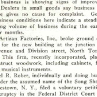 The Artizan Factories, Inc. Breaks Ground (Music Trade Review, 1922-05-06).jpg