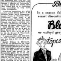 Newcomb to keep lid on Goose Island vice, article (Buffalo Courier Express, 1936-05-11).jpg
