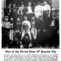 Men of the Period When NT Became City, organ factory machine shop workers (Tonawanda News, 1967-04-22).jpg
