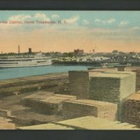 The Lumber District, postcard (c1910).jpg