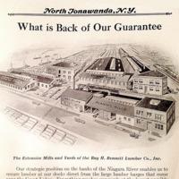 Bennett Lumber Company grounds, illustration (1926).jpg