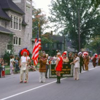 International Order of Red Men, Swift Water Tribe 585, parade, photo (1972).jpg
