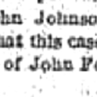 Fonner-Johnson stayed pending Fonner-Chadwick case, article (Buffalo Daily Courier, 1872-06-20).png