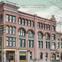 The YMCA Building, postcard (1909).jpg