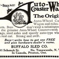 Auto Wheel Coaster Wagon, Buffalo Sled Co., illustrated ad.jpg