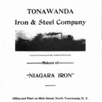 Tonawanda Iron and Steel Co., photo ad (Tonawanda News, 1913-12).jpg