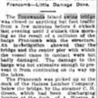Barge Hits Swing Bridge, article (Tonawanda News, 1915-08-18).jpg