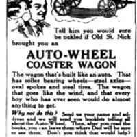 Whisper in Dad's ear, Auto-Wheel, ad (Buffalo Courier, 1916-12-20).jpg