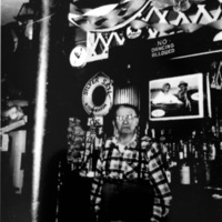 John Saunders at the Silver Sail, photo (c1960).jpg