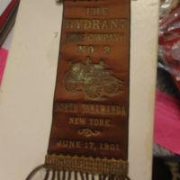 Hydrant Hose Company, North Tonawanda NY, embossed ribbon 1 (1901-06-17).JPG
