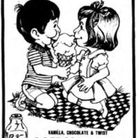 Goerss Dairy, ad (Tonawanda Evening News, 1984-08).jpg