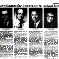 5 candidates for 3 seats, photo article (Tonawanda News, 1978-04-28).jpg