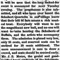 Kent's Opera House Grand Opening, article (Tonawanda Herald, 1878-01-17).jpg