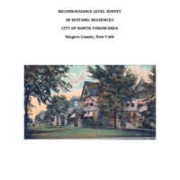 Reconaissance Level Survey of Historic Resources of City of North Tonawanda (kta preservation, 2019).pdf