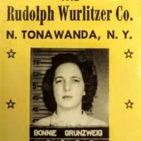 Wurlitzer employee badge 2 of Bonnie Jean Smith-Grunzweig (Lily Rowe).jpg