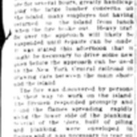 Approach to Bridge Afire, article (Tonawanda News, 1919-07-25).jpg