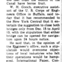 Engineers Urge NYC to Open Spans on 24-Hour Notice, article (Tonawnda News, 1950-04-12).jpg